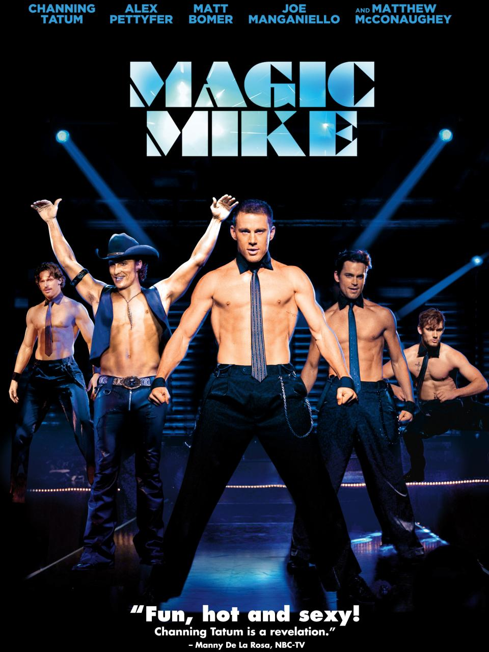 Magic Mike' isn't as bad as you think - Rebellious Magazine