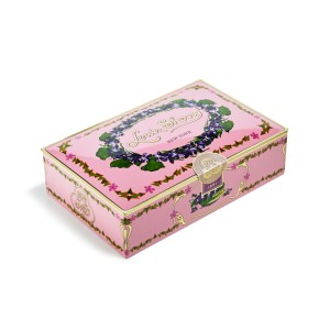 Louis Sherry Chocolates_Orchid Tin