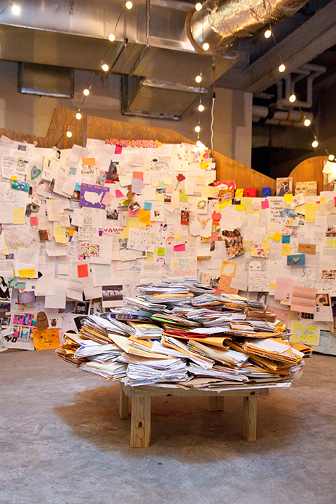 You Are Beautiful love letters