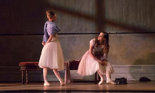 Swan Lake at Joffrey Ballet