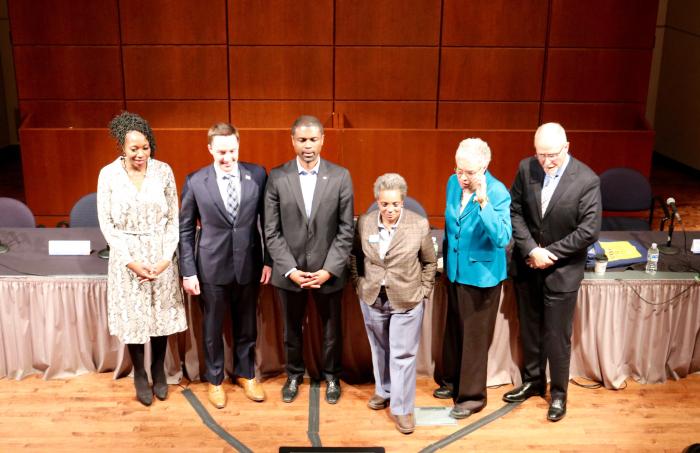 ACLU Mayoral Forum