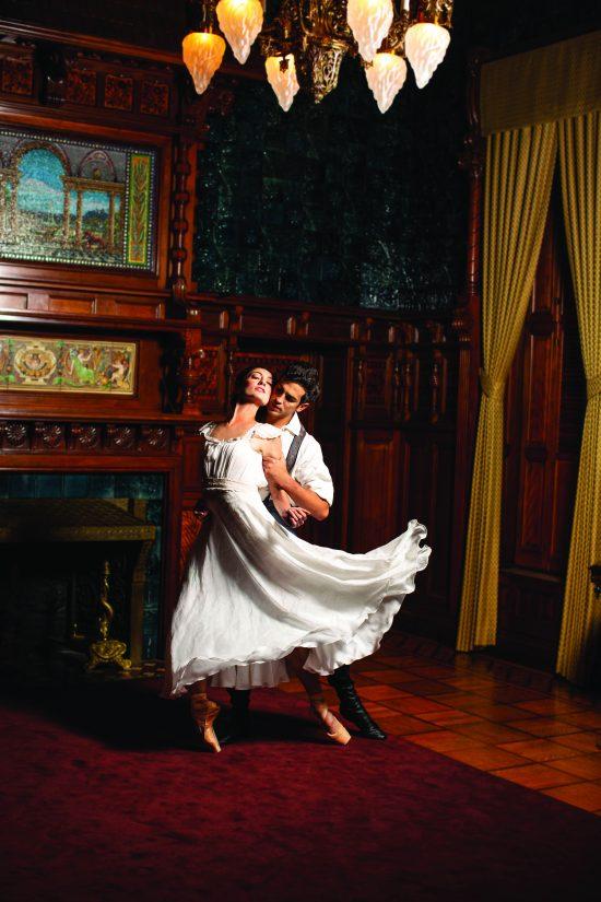 Anna Karenina at the Joffrey Ballet