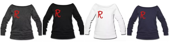 rebellious sweatshirt
