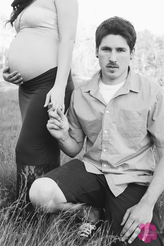 southern oregon maternity photo