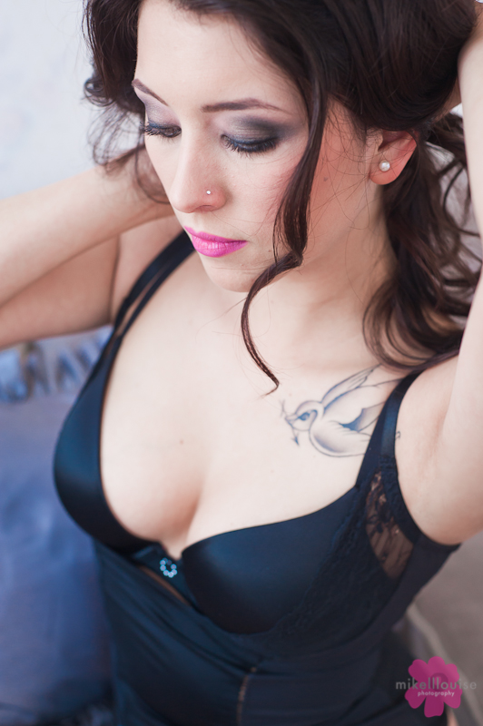 southern oregon boudoir photographer