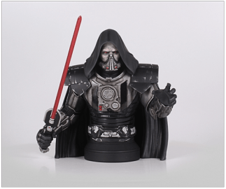 Darth Malgus byst