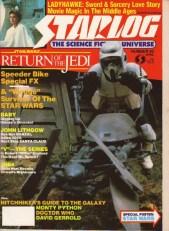 Starlog 93 - April 85