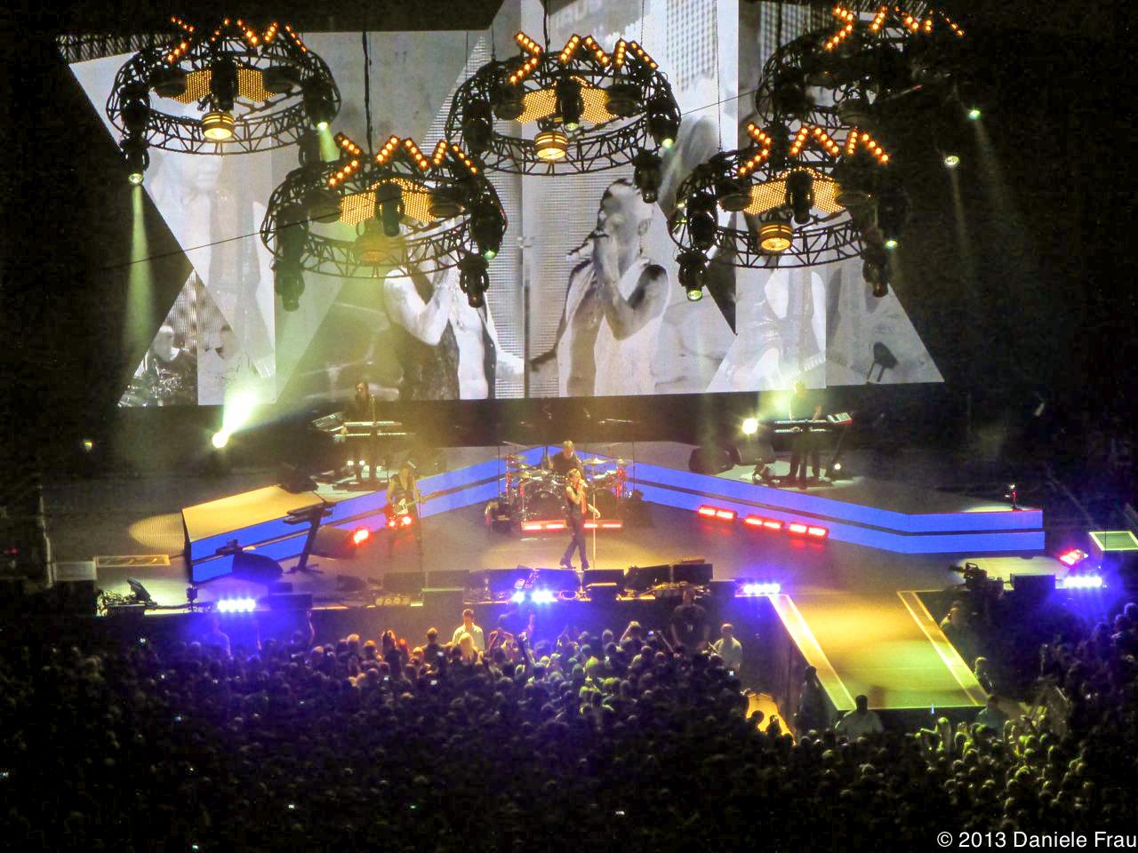 Depeche Mode Live @ the O2 Arena