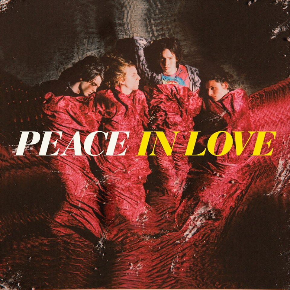 CD Review: In Love by Peace