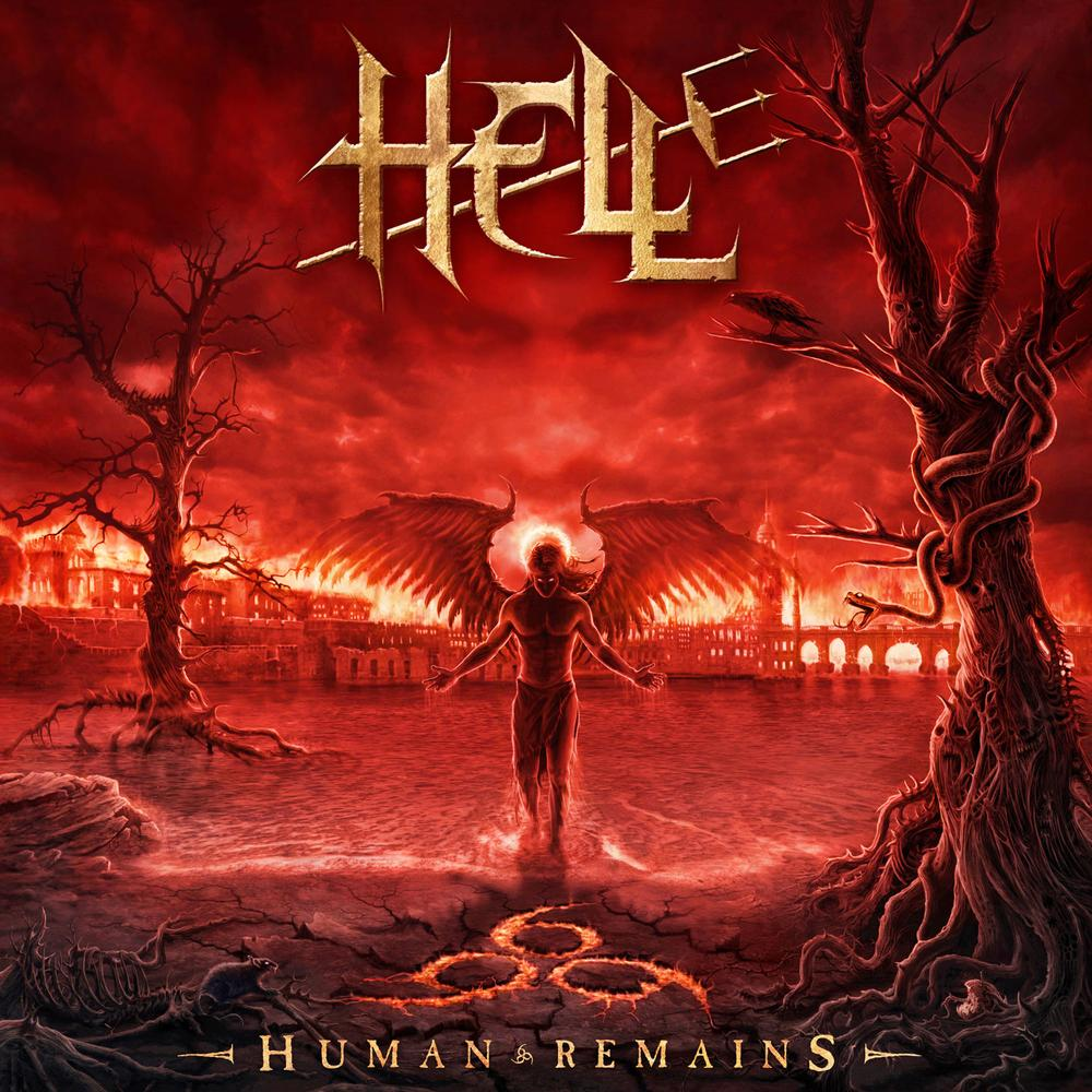 CD Review: Human Remains by Hell