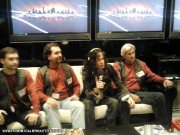 durante l intervista per virgin radio