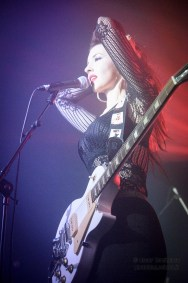 Chrysta Bell live in London photos by Oscar Tornincasa http://photoblog.oskaro.it for www.rebelrebelmusic.com