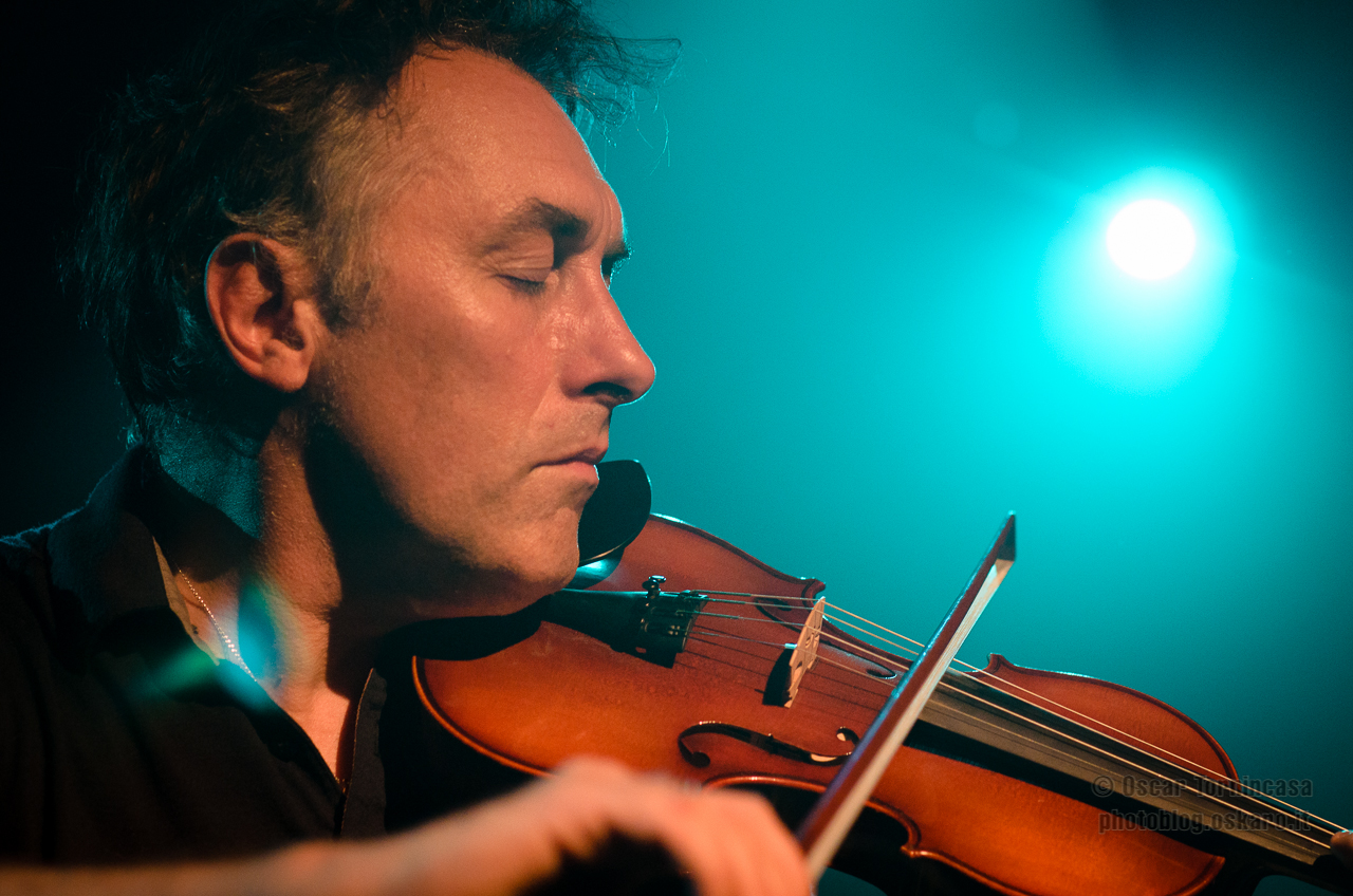 Yann Tiersen live @ ICA in London