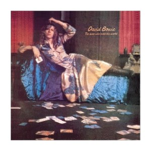 Bowie's The Man Who Sold The World controversial cover