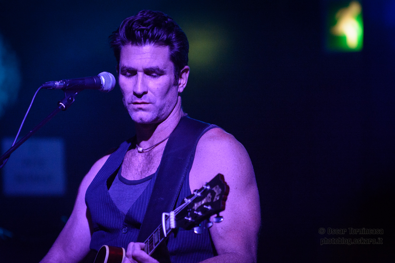 Live Review: Pete Murray @ Scala