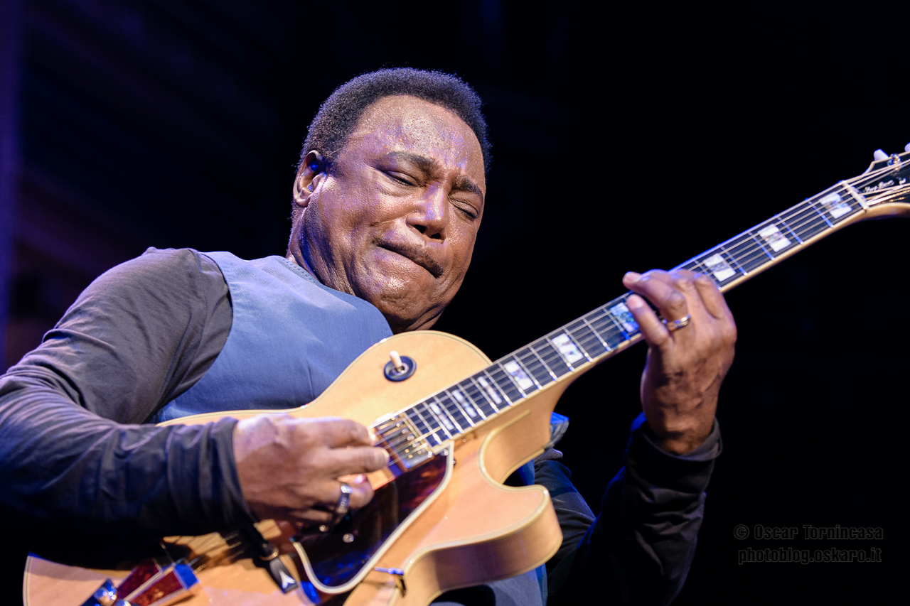 Live Review: George Benson bewitches the Royal Albert Hall