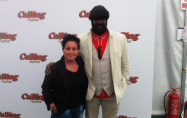 A quick word with Grammy Award winner Gregory Porter at Calling Festival