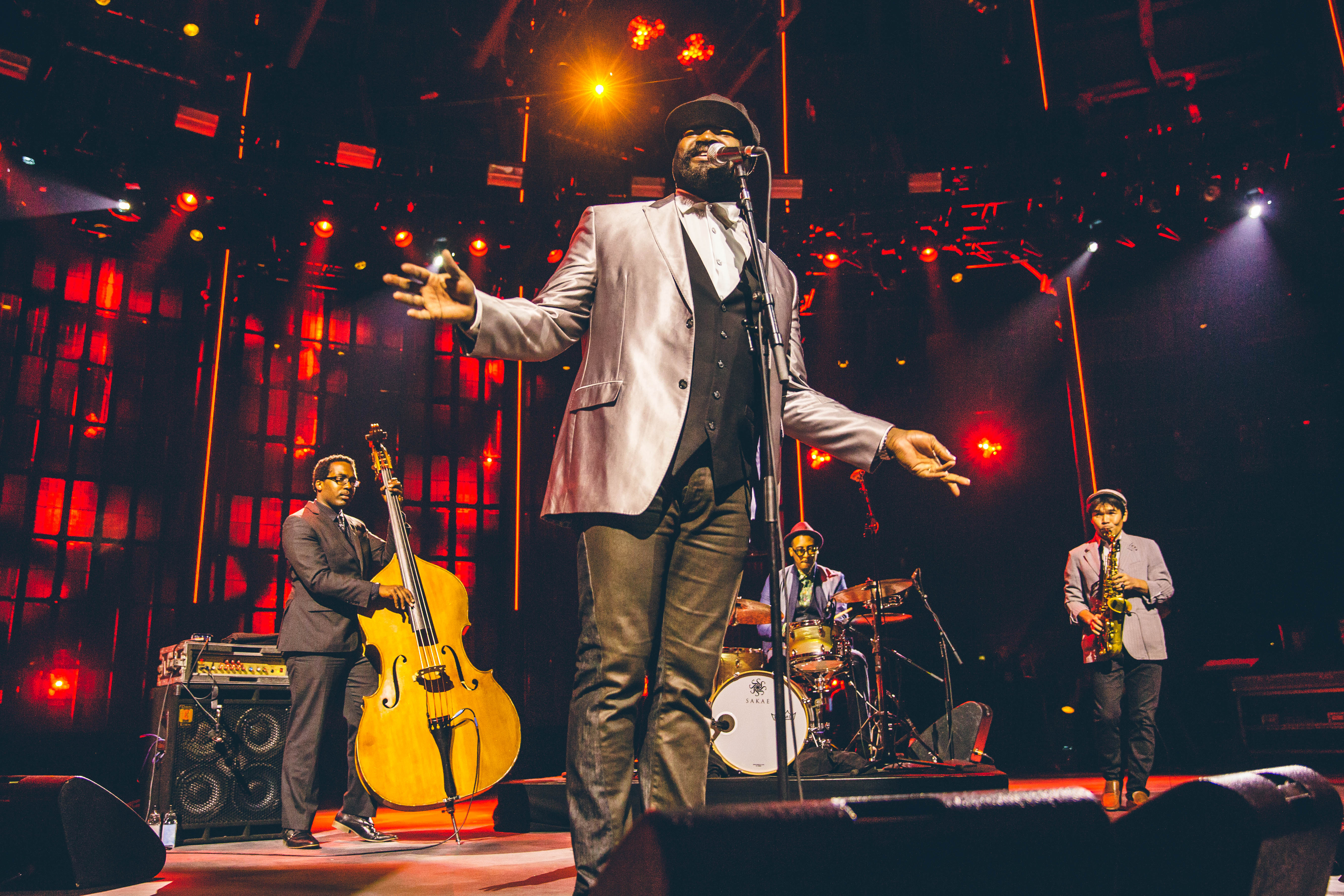 Gregory Porter brings top-level Jazz to iTunes Festival and Hans Zimmer joins Eric Whitacre for a night to remember