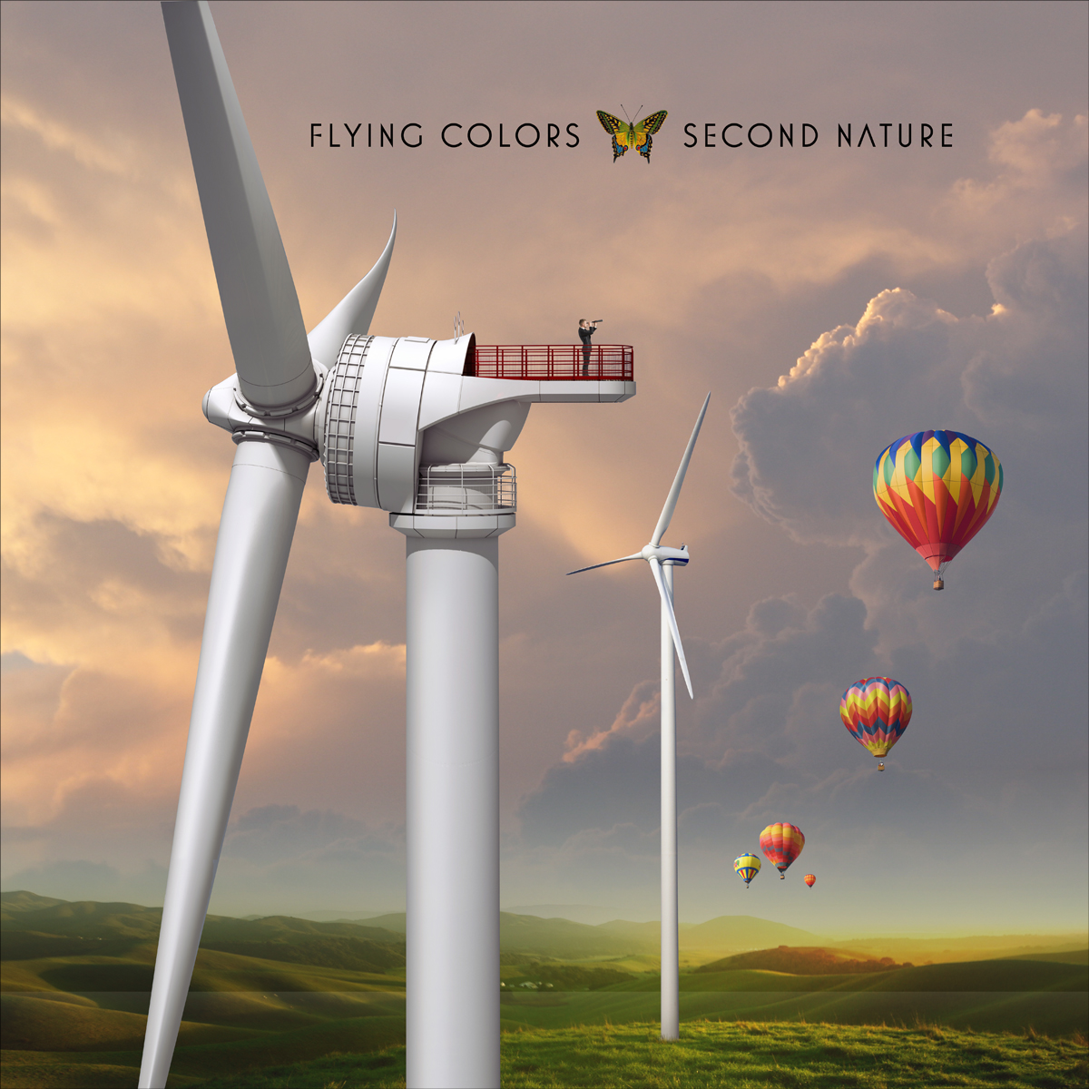 CD Pre Review: Second Nature by Flying Colors