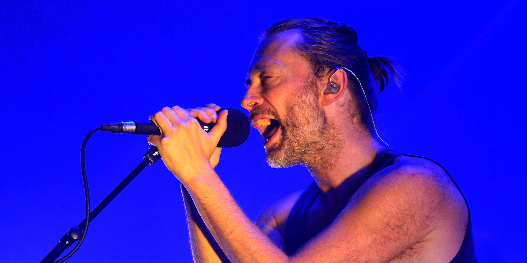 Radiohead's Thom Yorke has just released a new album on BitTorrent