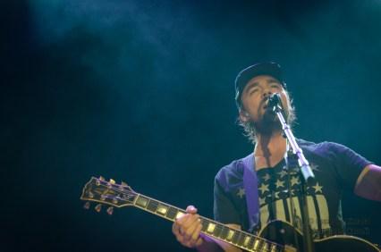 Casey McPherson - Flying Colors live in London Photo © 2014 Oscar Tornincasa for www.rebelmusic.info