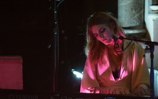 Live Review + Photos: Laura Doggett at The House of St. Barnabas in London