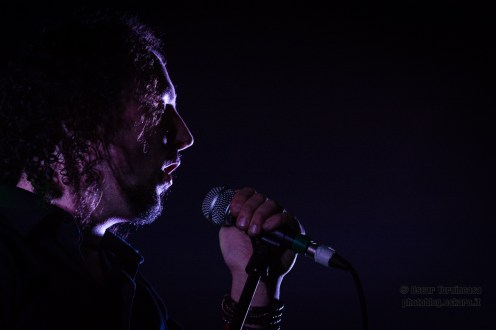 Haken live at The Garage in London Photo © 2014 by Oscar Tornincasa for rebelmusic.info
