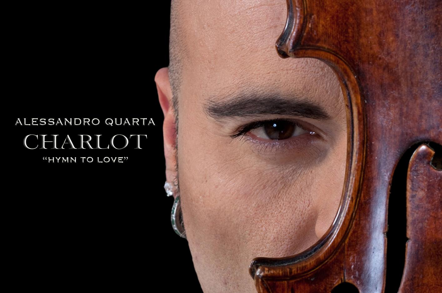 CD Pre-Review: Charlot by Alessandro Quarta