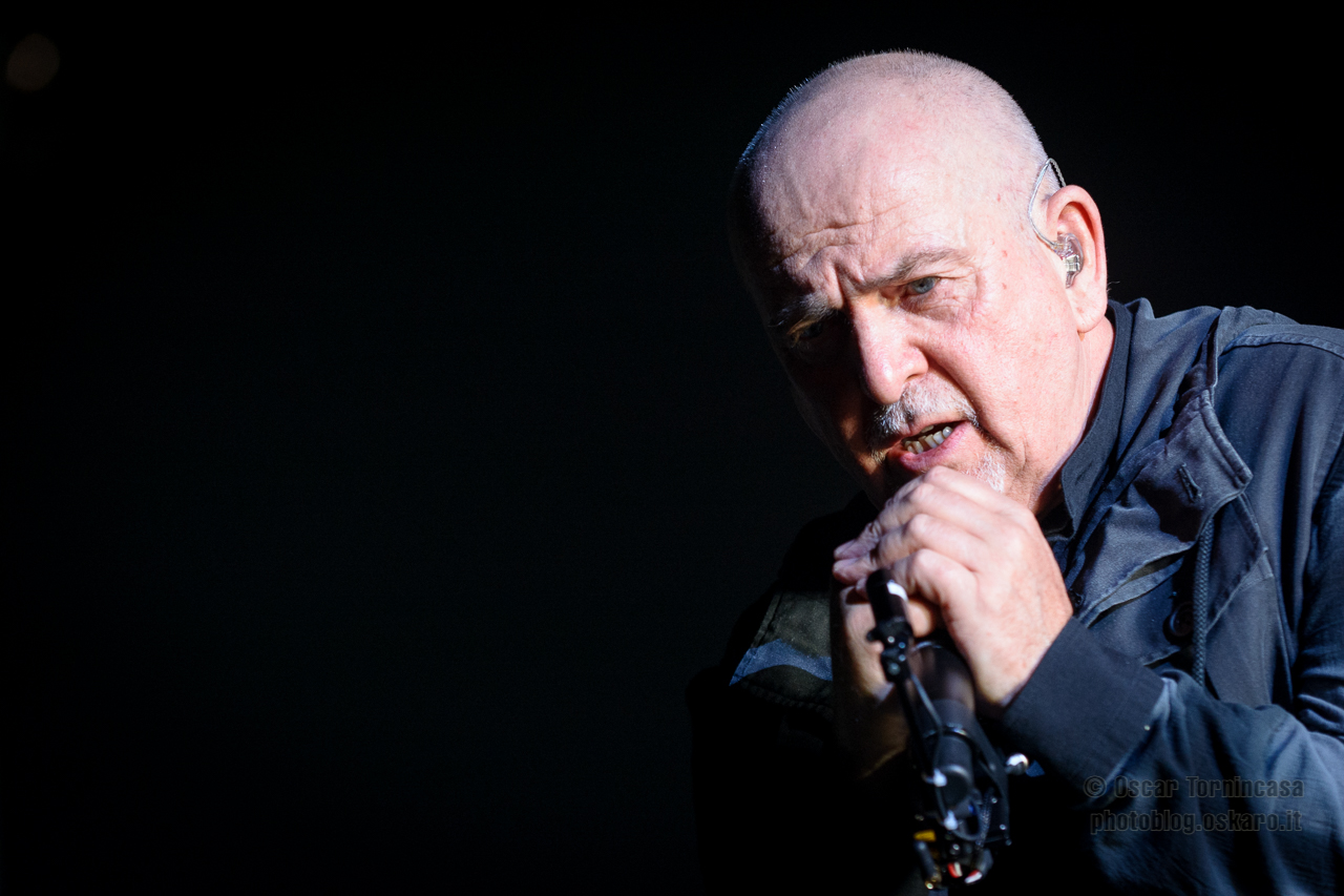 Live review and photo report: Peter Gabriel at the SSE Wembley Arena
