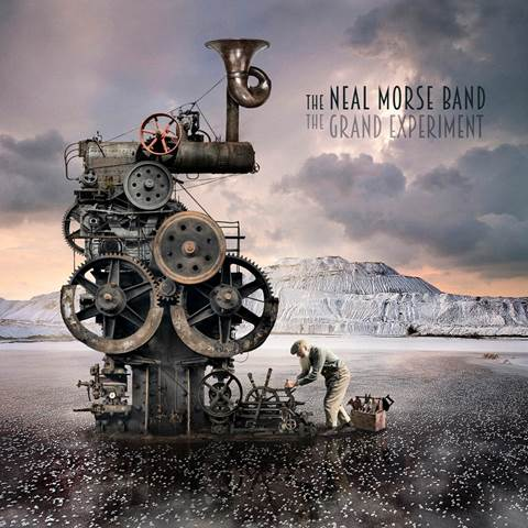 The Neal Morse Band reveal artwork and formats for 'The Grand Experiment'