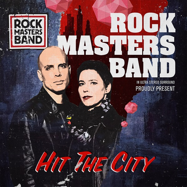 CD Single Review: Hit The City / Diamonds by Rock Masters Band