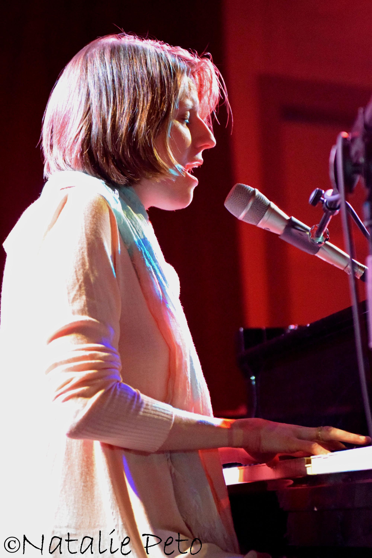 Live review: Markéta Irglová at the Bush Hall in London
