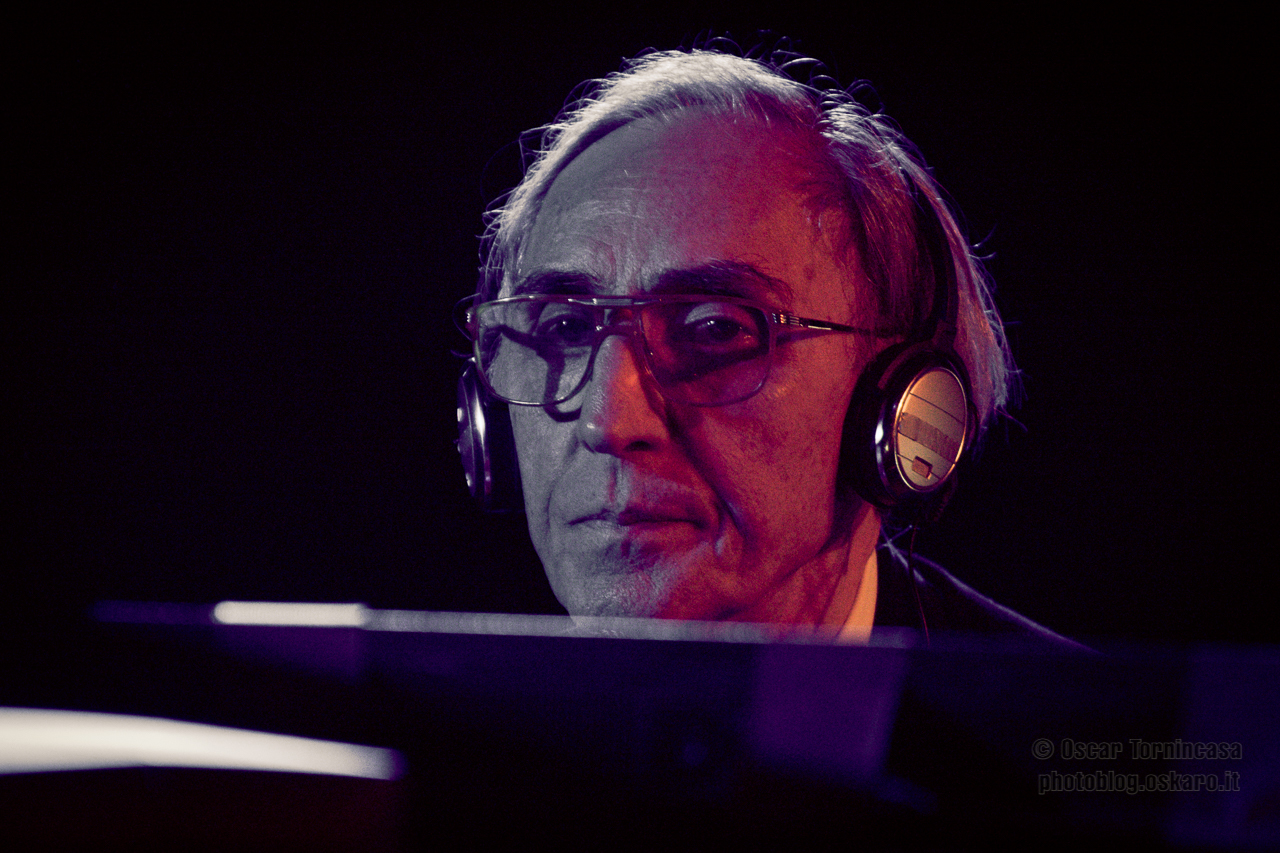 Live Review: Franco Battiato in London