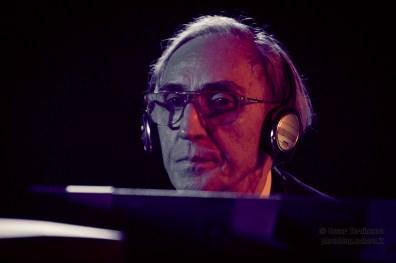 Franco Battiato live at Scala in London - Photo copyright by Oscar Tornincasa for rebelrebelmusic.com