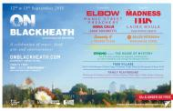 ELBOW HEADLINE SET ANNOUNCED MADNESS TO BRING THEIR HOUSE OF FUN TO BLACKHEATH