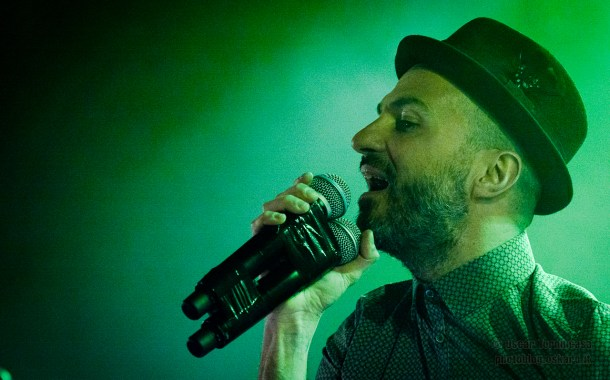 Live Photo Gallery: Subsonica live in London 19-04-15