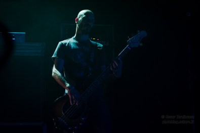 Subsonica live in London - Photo copyright by Oscar Tornincasa for rebelrebelmusic.com