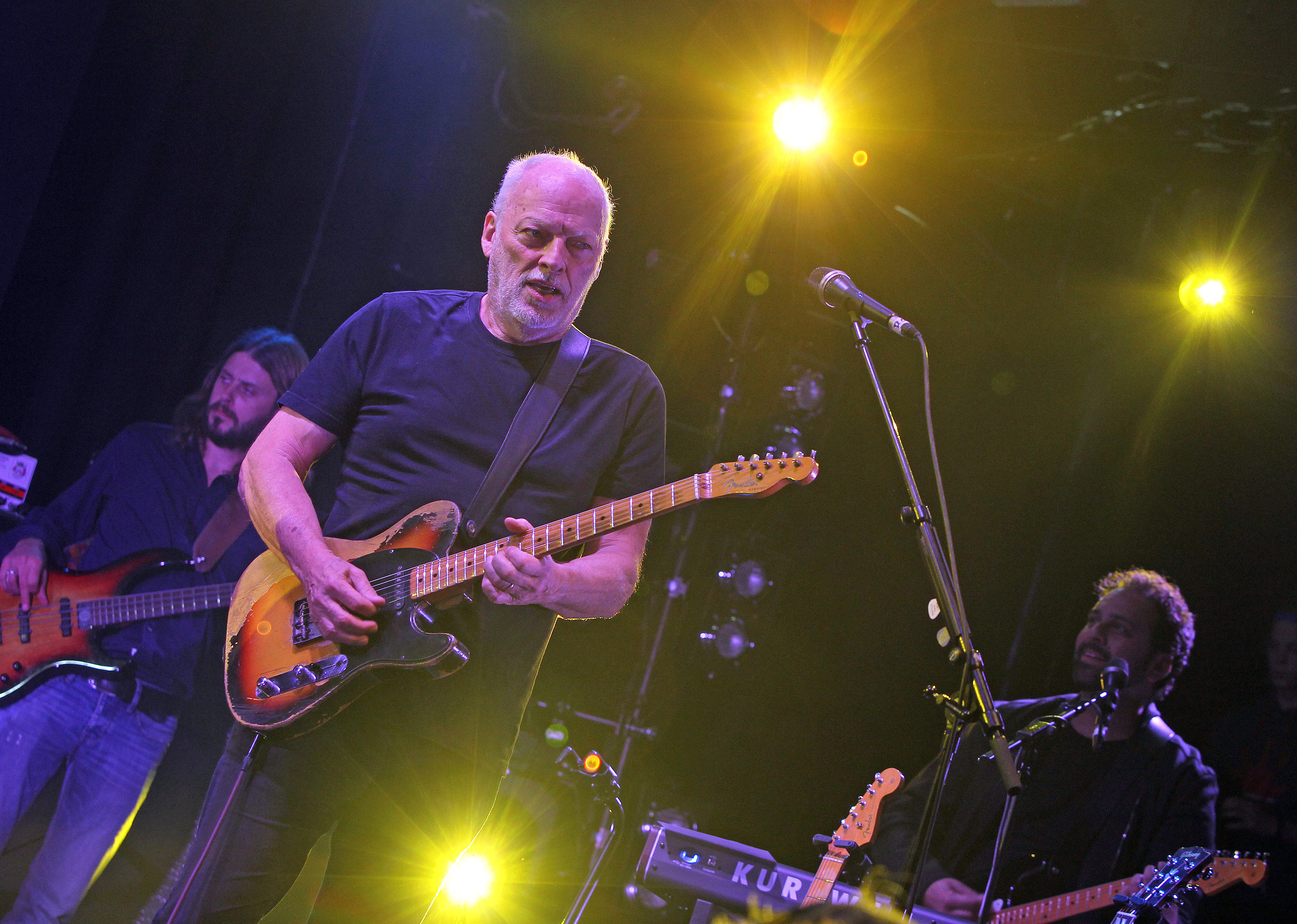 Live Review: Gilmour, Pussy Riot support Staging A Revolution I'm with Banned in London
