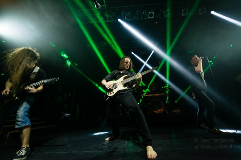 TesseracT live in London - Photo copyright by Oscar Tornincasa for rebelrebelmusic.com