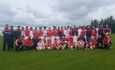 The Cork U15 Football Development Squad who trained in Nemo Rangers GAA Club