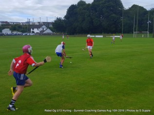 Rebel Og U13 Hurling Aug 10th 2016 (30)