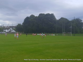 Rebel Og U13 Hurling Aug 10th 2016 (35)