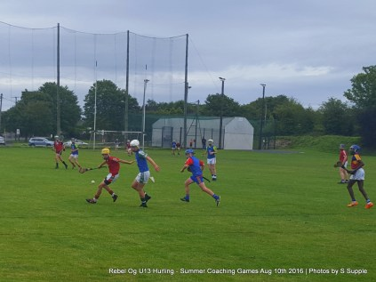 Rebel Og U13 Hurling Aug 10th 2016 (47)