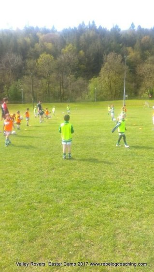 valley rovers easter camp 1