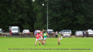 Cork East City V Kerry (1)