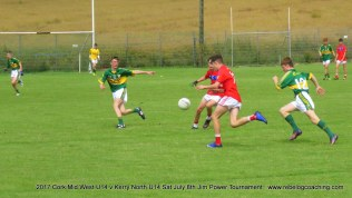 Cork Mid West U14 V Kerry North 8th July (15)