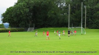 Cork Mid West U14 V Kerry North 8th July (25)