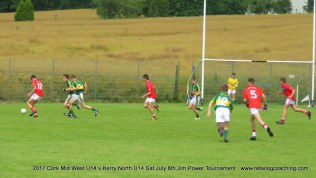 Cork Mid West U14 V Kerry North 8th July (9)