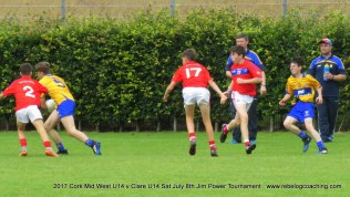 Cork Mid West V Clare 8th Jule (2)