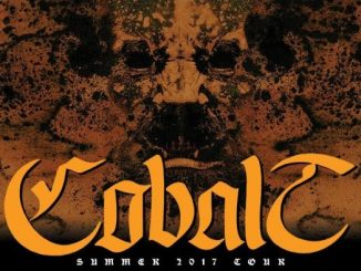 Cobalt Summer Tour poster